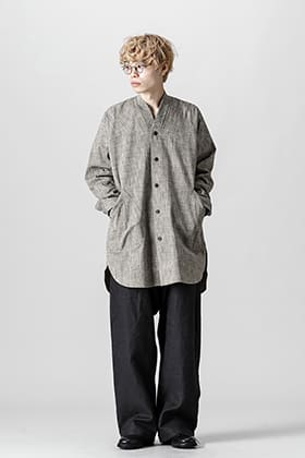 O project 21-22AW and JJVE 21SS ミックススタイル