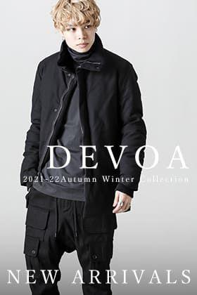 DEVOA 21-22AW sales start due in August!