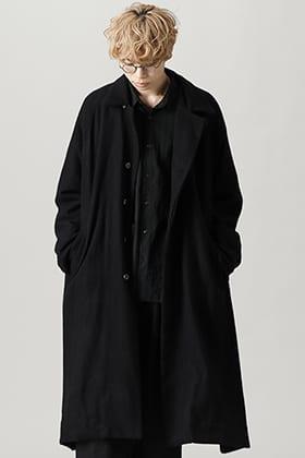 NOUSAN 21-22AW Cashmere Over Coat
