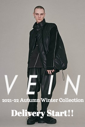 Now in stock is the VEIN 2021-22AW Collection!!
