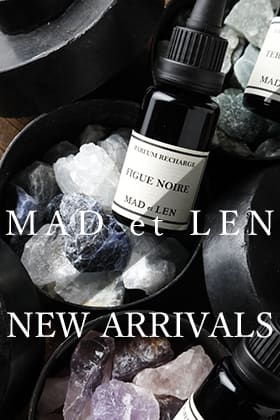 Potpourri from MAD et LEN is in stock now!