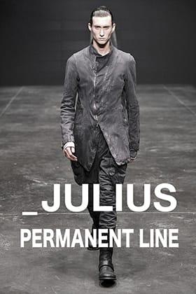 JULIUS(ユリウス) パーマネントライン 21-22AW デニムブルゾンのご紹介