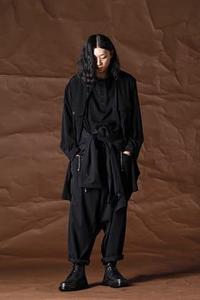 Yohji Yamamoto 21-22AW Autumn Styling