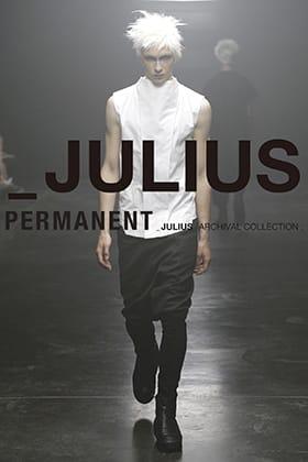 JULIUS(ユリウス) パーマネントライン 21-22AW シームドパンツのご紹介