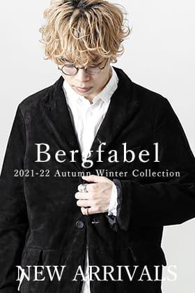 Bergfabel(バーグファベル) 21-22AWの新作が入荷しました。