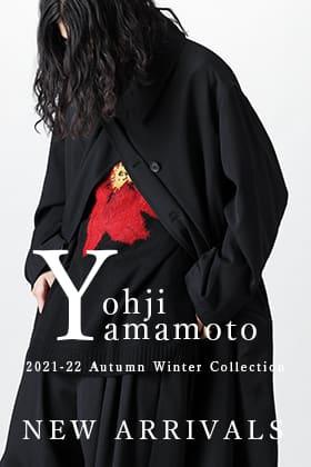 Yohji Yamamoto 21 -22 AW sales start!