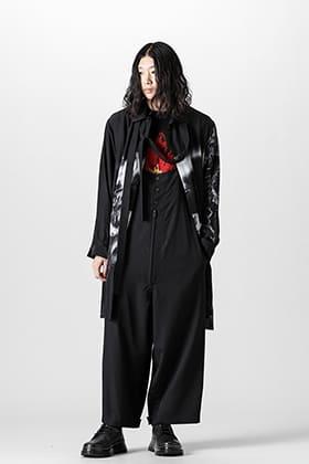 Yohji Yamamoto 21-22AW overalls style