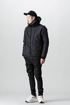 CIVILIZED Urbane Mountain Stand Jacket Style
