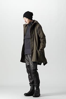 RIPVANWINKLE Buster Coat Leather Pants Style