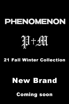 The new brand PHENOMENON from 10/9 is now available!