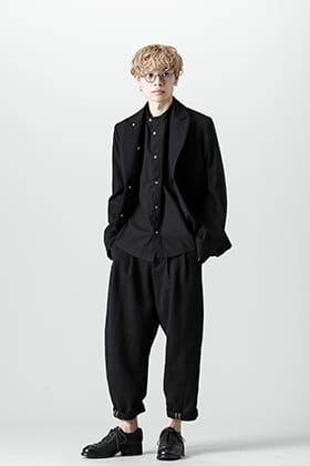 individual sentiments 21-22AW セットアップスタイル