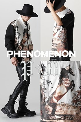 PHENOMENON 2021-22 Autumn and Winter Collection Archive Item Styling