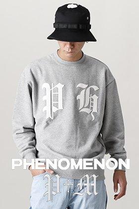 PHENOMENON 2021-22 Autumn/Winter Collection Casual Coloring Style