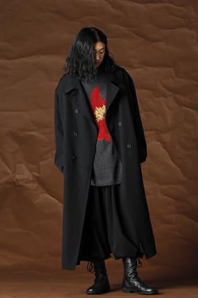 Yohji Yamamoto 21-22AW All-purpose item styling