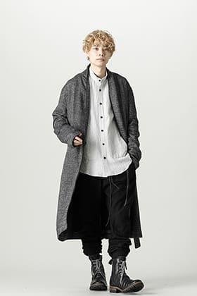 D.HYGEN Long Gown Coat Style