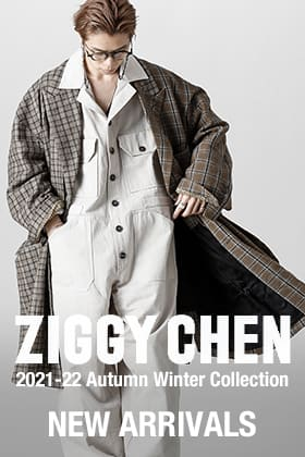 ZIGGY CHEN 21-22AW 2nd Delivery!