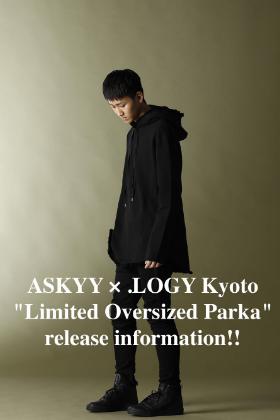 ASKYY(アスキー) × .LOGY Kyoto