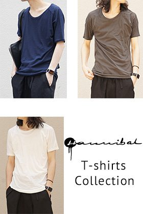 hannibal 18SS T-shirt Collection