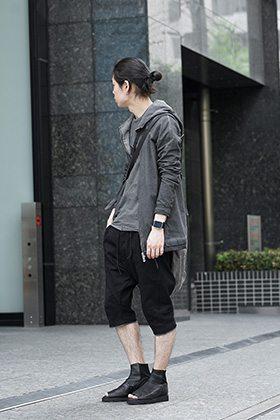 SADDAM TEISSY × DEVOA 18SS Spring Style