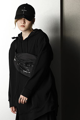 The R Yohji Yamamoto & Ground Y Black Active Styling