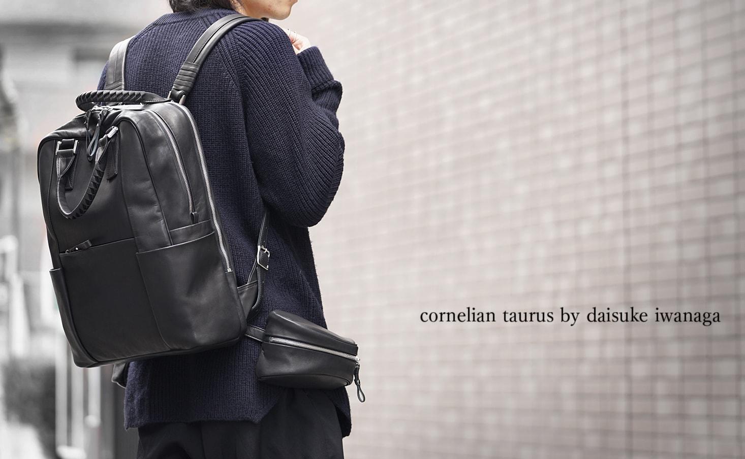 cornelian taurus by daisuke iwanaga