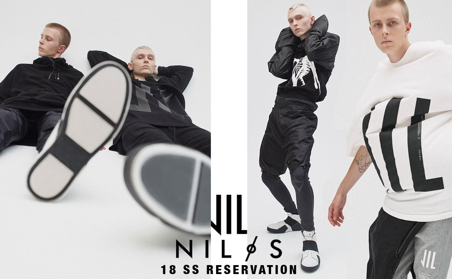 Nilos 18SS Reservation
