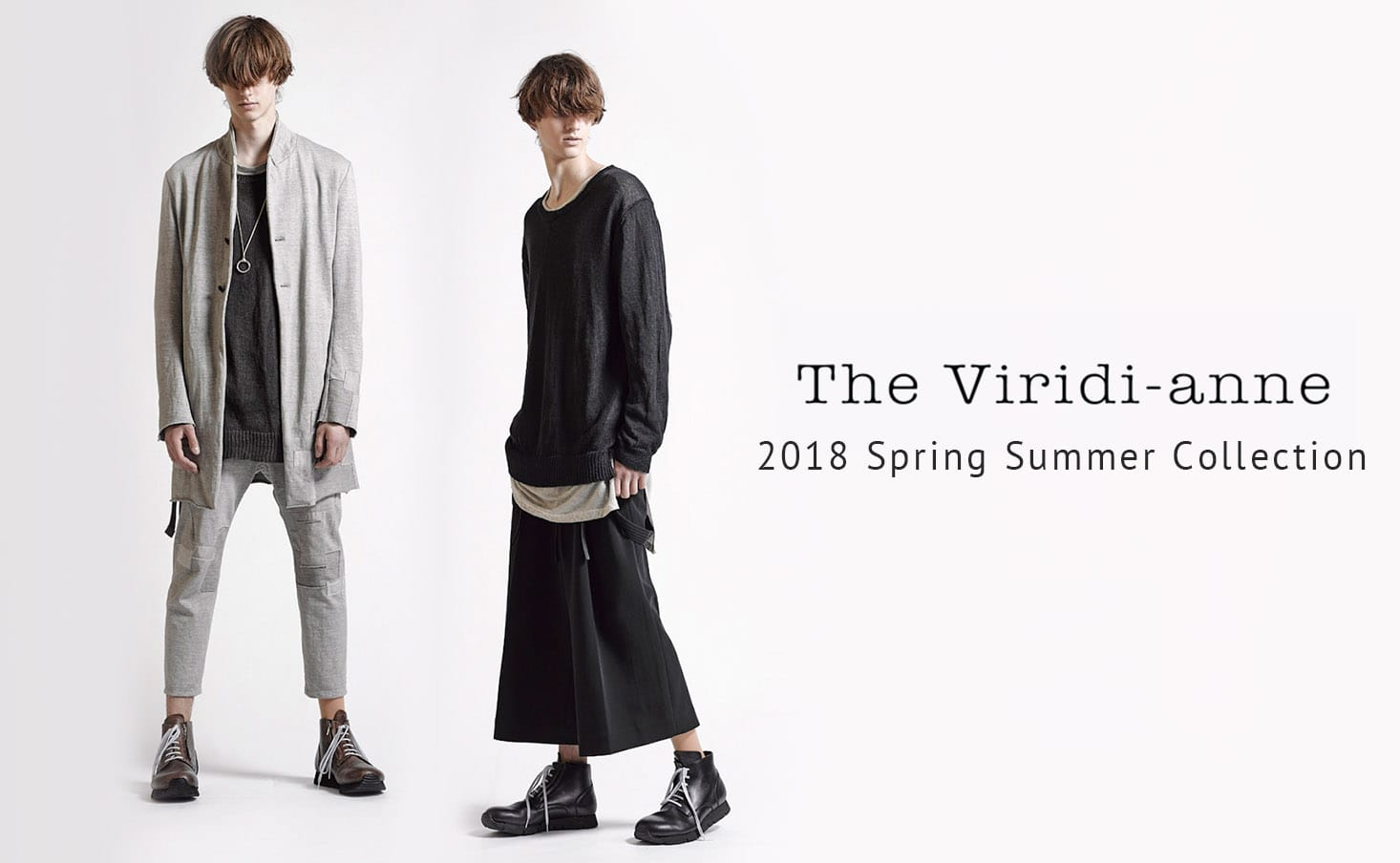 The Viridi-anne 2018SS Collection