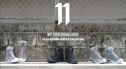 11 BY BORIS BIDJAN SABERI 2019-20AW Collection