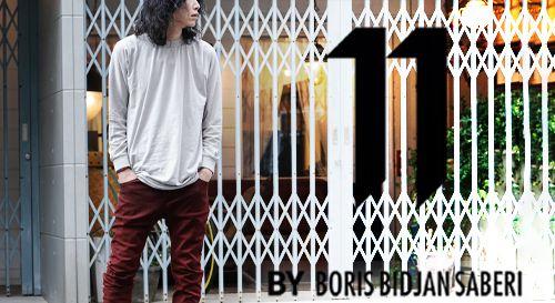 11 by BORIS BIDJAN SABERI 2020SS(春夏) コレクション