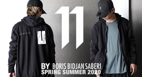 11 by Boris Bidjan Saberi 2020SS Collection