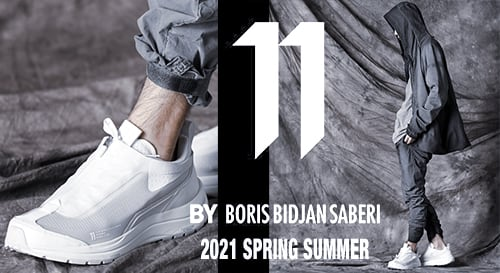 11 by BORIS BIDJAN SABERI(イレブン バイ ボリス ビジャン サベリ) 2021SS(春夏)コレクション