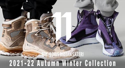 11 BY BORIS BIDJAN SABERI(ボリス ビジャン サベリ) 2021-22AW(秋冬)コレクション