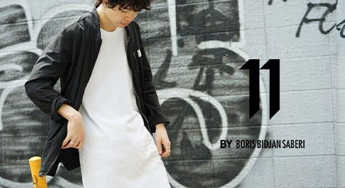 11 BY BORIS BIDJAN SABERI 2019SS Collection