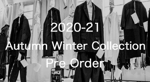 20-21AW Pre Order