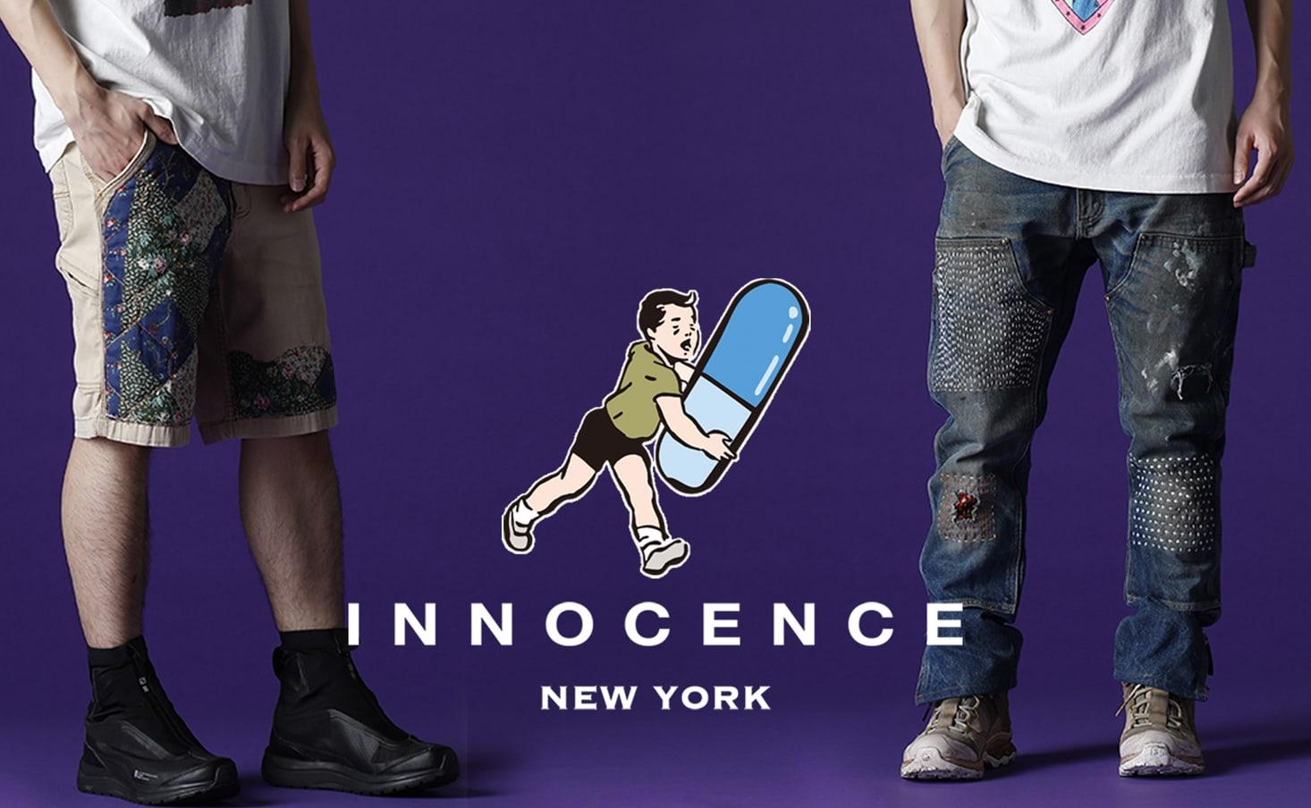 イノセンス ニューヨーク INNOCENCE NY 新作入荷