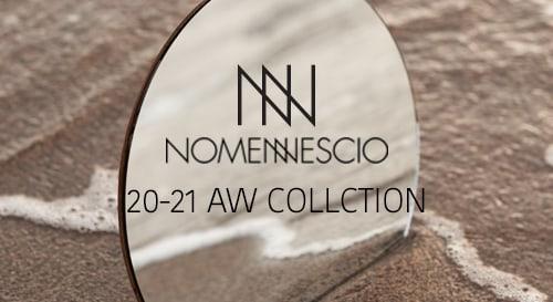 ノーメンネスキオ NOMEN NESCIO 20-21AW