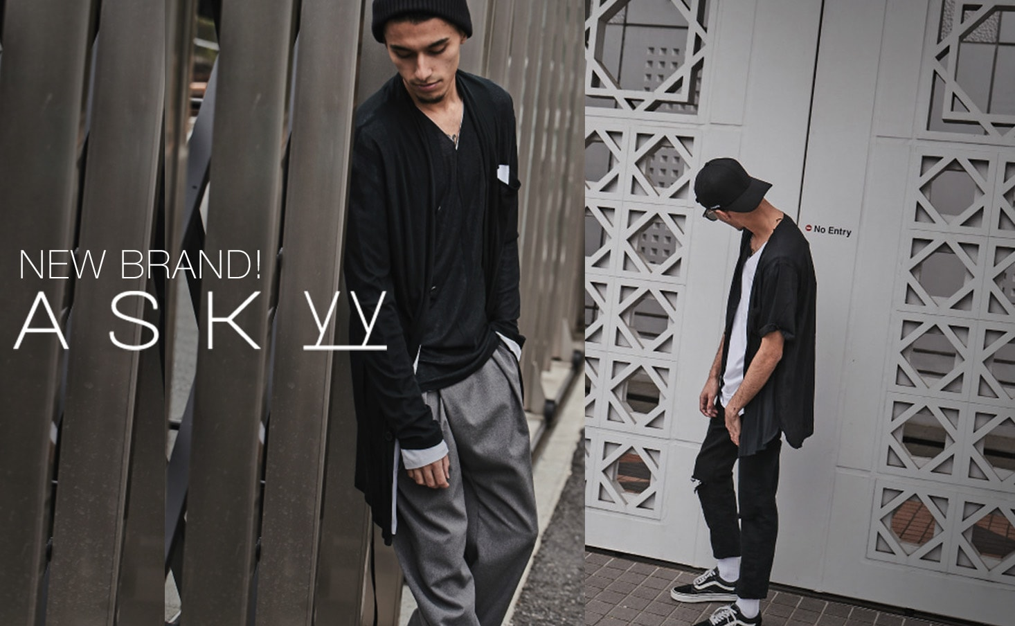 ASKyy 2018SS collection