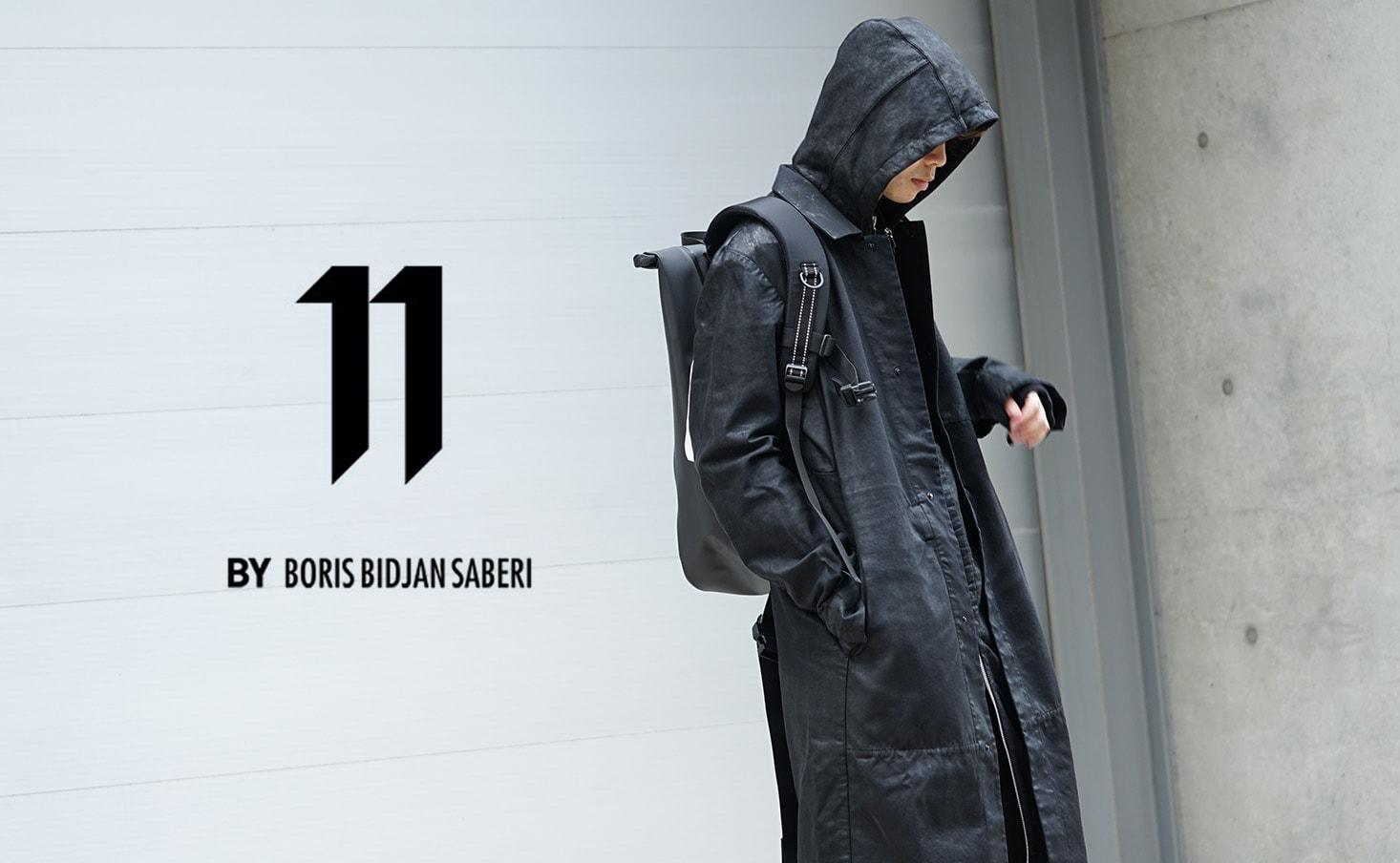 11 BY BORIS BIDJAN SABERI 18-19 aw collection