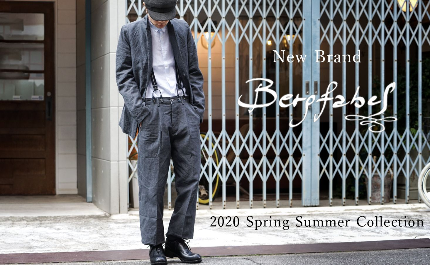 Bergfabel 2020SS Collection