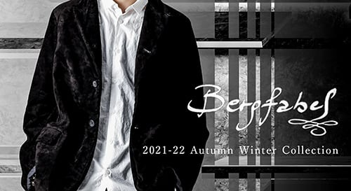 Bergfabel 2021-22AW Collection