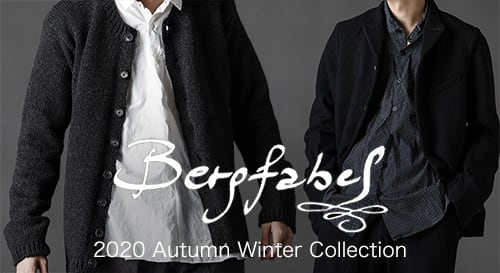 Bergfabel 2020-21AW collection