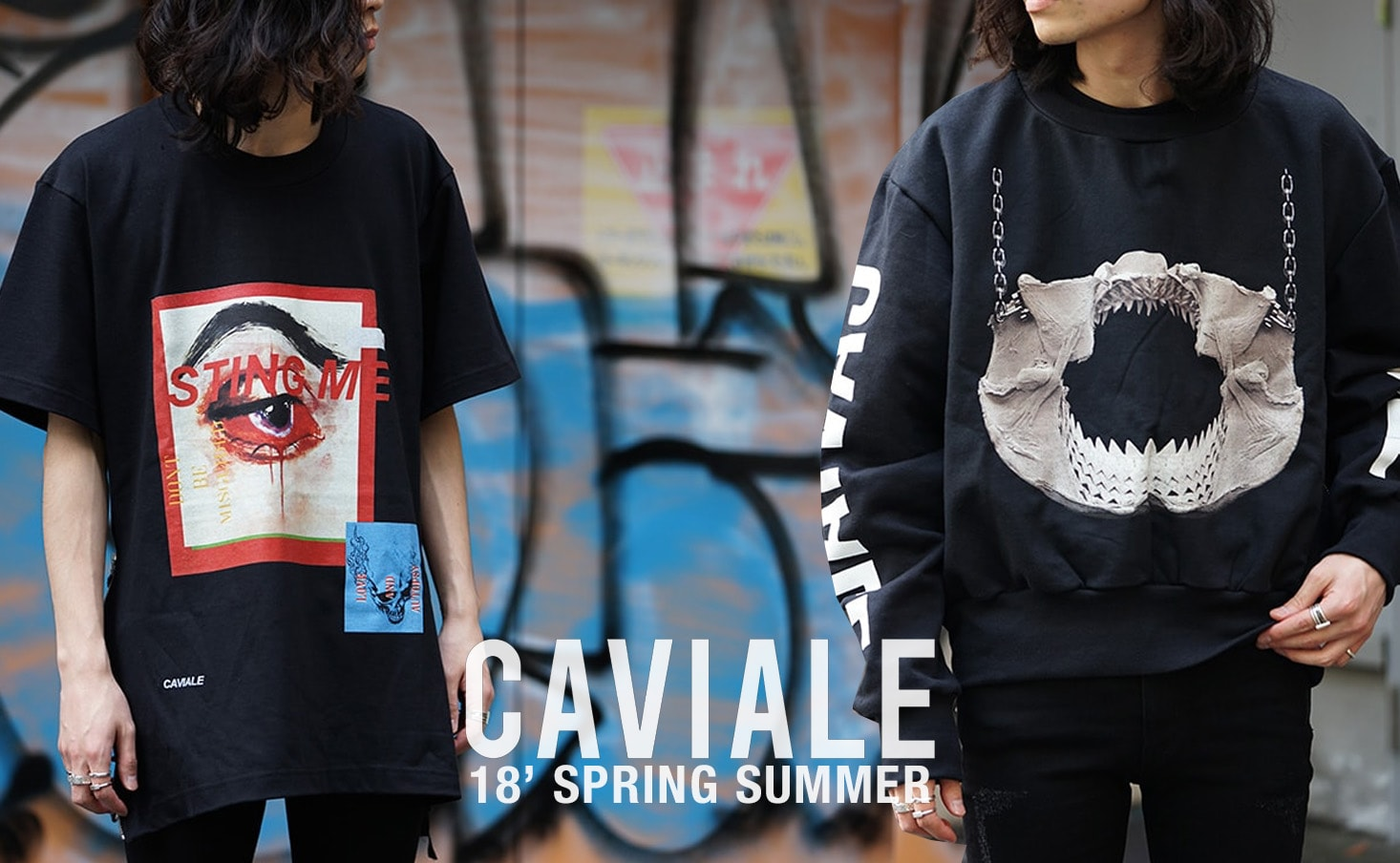 caviale 2018 Spring Summer Collection