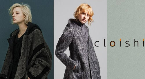 cloishi 18-19aw womens Collection