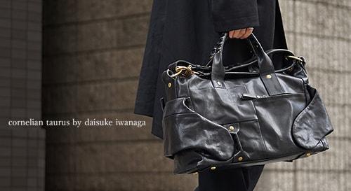 CORNELIAN TAURUS BY DAISUKE IWANAGA 2018SS collection