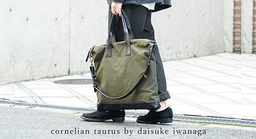cornelian taurus by daisuke iwanaga 2019-20AW Collection