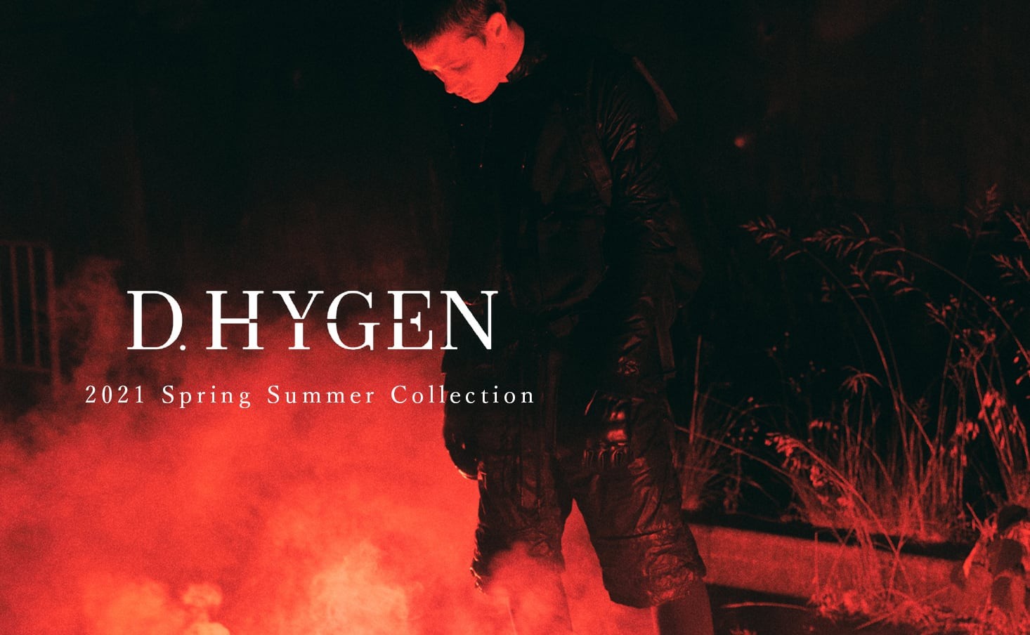 D.HYGEN 2021SS collection