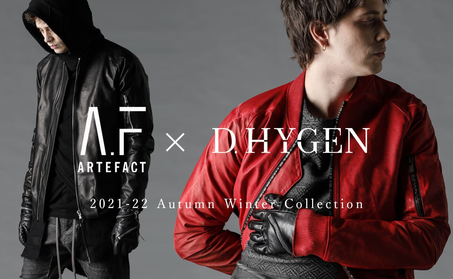 D.HYGEN 2021-22 AW Collection