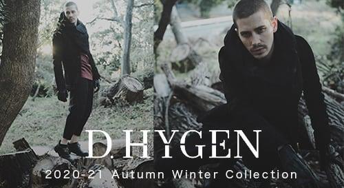 D.HYGEN 2020-21AW collection