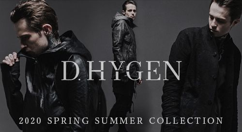 D.HYGEN [SADDAM TEISSY] 2020SS Collection
