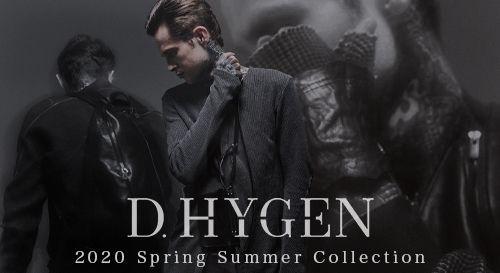 D.HYGEN 2020SS Collection